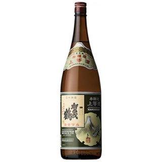賀茂鶴 上等酒 特別本醸造 1800ml ※6本まで1個口で発送可能