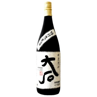 大石酒造場 大石 特別限定酒 焼酎 25° 【米】 1.8L ※6本まで1個口で発送可能