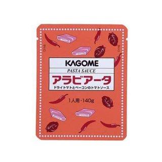 カゴメ パスタソース アラビアータ 1kg (ドライトマトとベーコンのトマトソース)