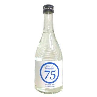 落合酒造 鏡洲 かがみず スピリッツ 75(落合酒造場)75度 500ml 高濃度アルコール