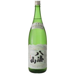 清酒 八海山 特別純米原酒 生詰 1.8L 【クール便発送】※6本まで1個口で発送可能