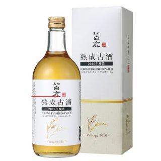 黒松白鹿 熟成古酒 2010年醸造 720ml瓶詰(化粧箱入)