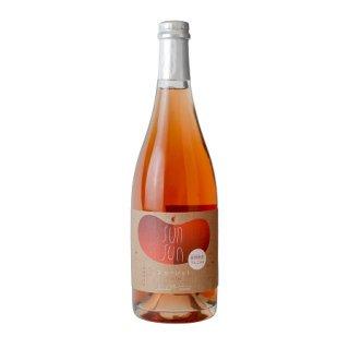 サンサンワイナリー SunSun Cider Scarlet(サンサン サイダー スカーレット)[2018] 720ml ※12本まで1個口で発送可能
