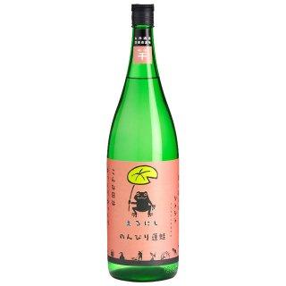 丸西酒造 25° まるにし のんびり蓮蛙 ムラサキマサリ 芋 1.8L ※6本まで1個口で発送可能