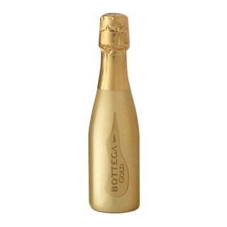 ボッテガ スプマンテ・ブリュット ゴールド 200ml※24本まで1個口で発送可能