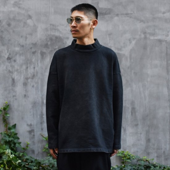 Short Neck L/S Sweat