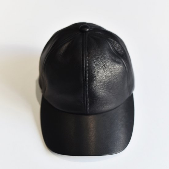 rin Leather Cap