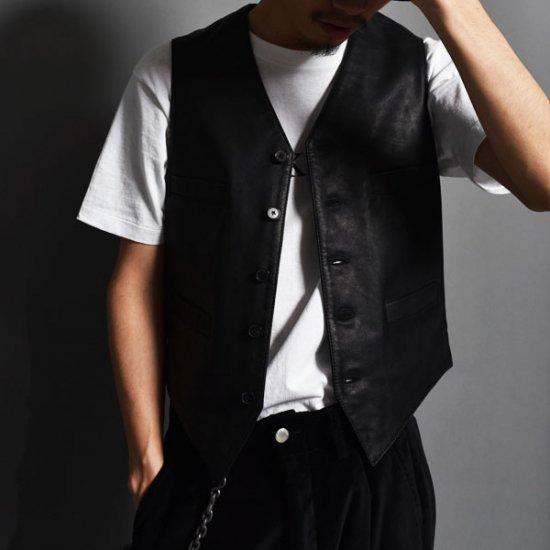 メンズファッションArt Comes First / Avec Ces Freres / Billism Westcoat Vest