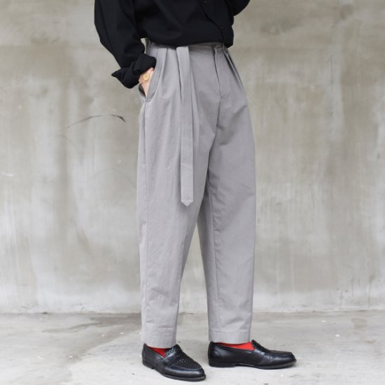 rin 3tuck Slacks Pants