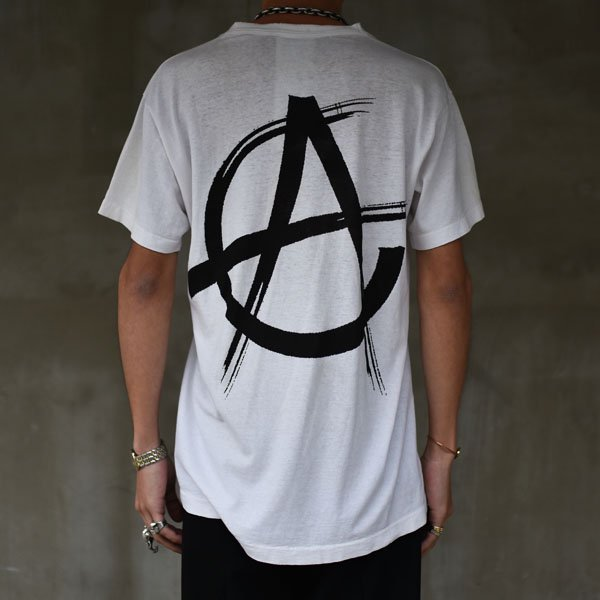 Art Comes First / Redesign Vintage Tee D