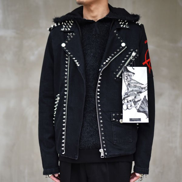 Art Comes First / STUD JACKET