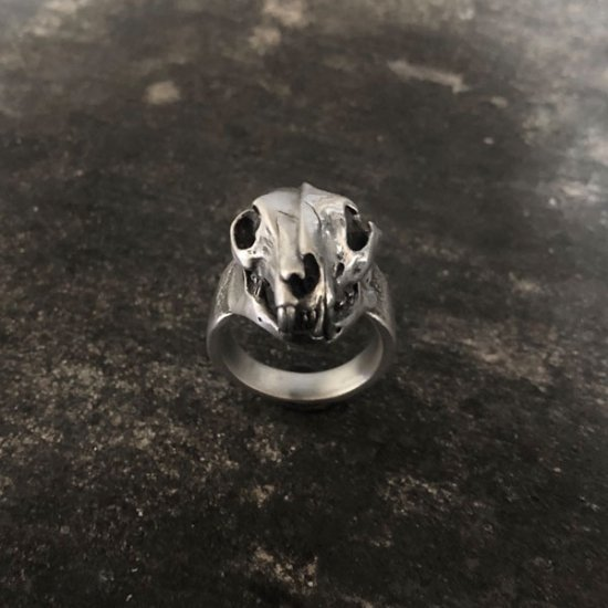 rin × Dog State Jewelry / GRAFT RING