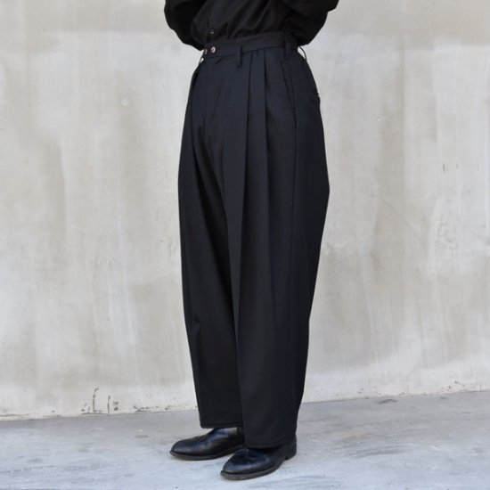 rin / Big Loose Slacks Pants