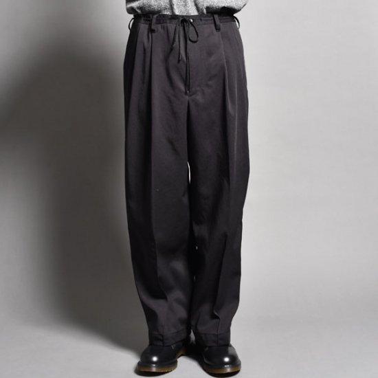 rin / Nylon Wrap Loose Pants