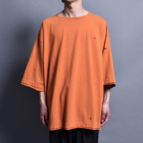 メンズファッションrin / Loose Over S/S Tee ORG