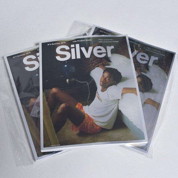 Silver / BOOK / N°4 2019