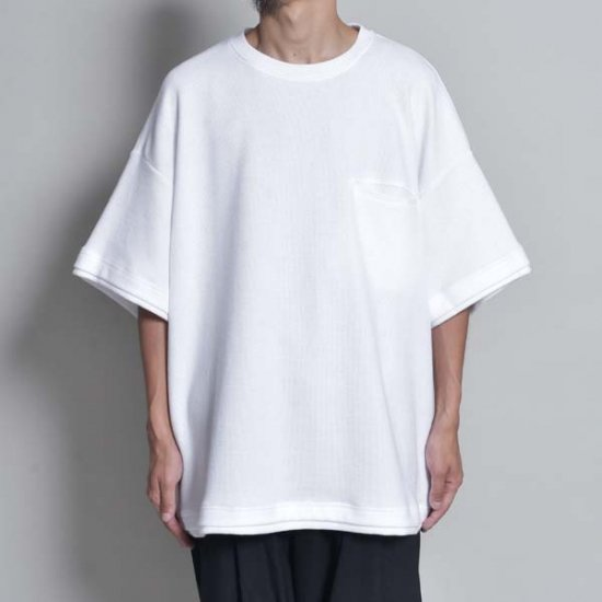 rin / Big Over S/S Tee WH