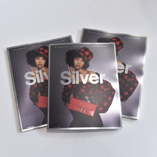 メンズファッションSilver MAGAZINE / BOOK N°5  2019