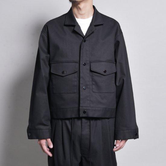 メンズファッションrin / Trick Dolman Short Jacket