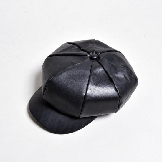 メンズファッションrin / All Leather Casquette Hats