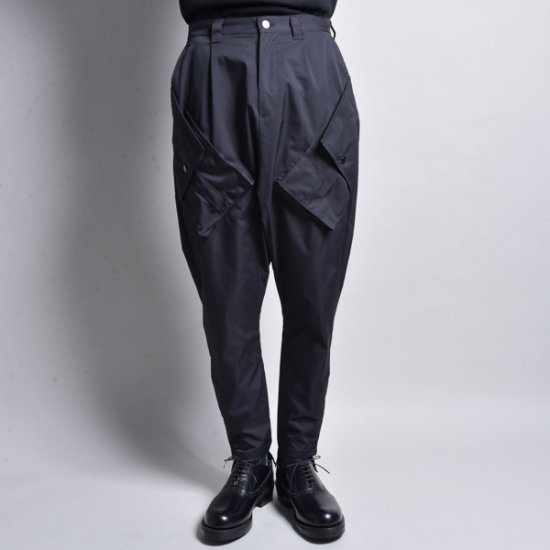 メンズファッションrin / Trick Loose Pocket Pants