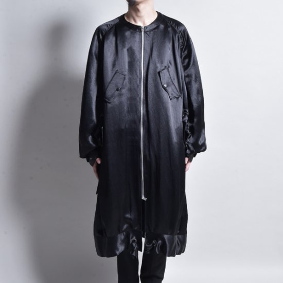 rin / MBJC Balloon Coat BK BK