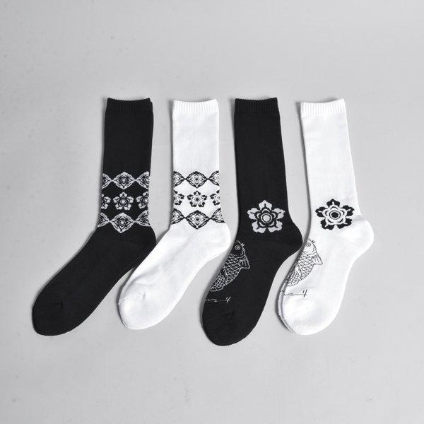 rin / Crest Socks SET PACK (RESTOCK)