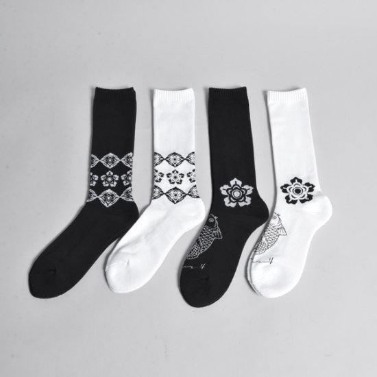 rin / Crest Socks SET PACK