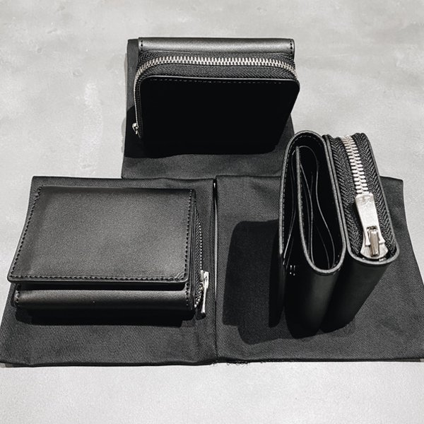 rin / CC Leather Wallet