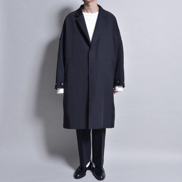 rin / Over Switch Coat BK