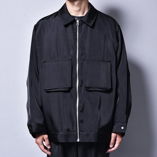 rin / 5th Anniversary Work Jacket BK