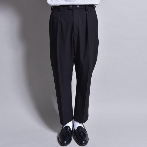 rin / Slim Sick Slacks Pants BK