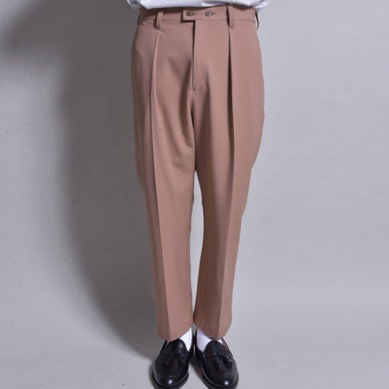メンズファッションrin / Slim Sick Slacks Pants BEI