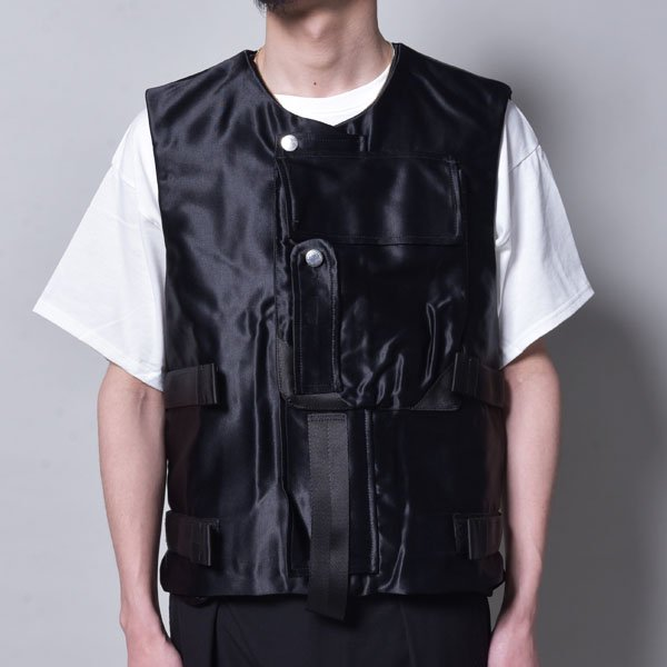 Art Comes First / Avec Ces Freres / Military Waistcoat