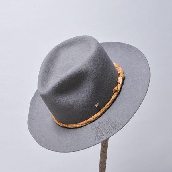 SUPER DUPER HATS / DROP CROWN Limited GREY