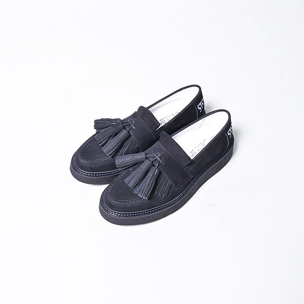 KIDS LOVE GAITE / Big Tassel Loafers BK