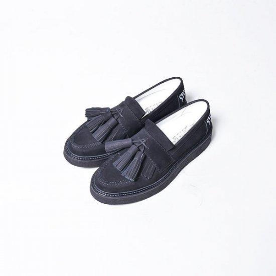 メンズファッションKIDS LOVE GAITE / Big Tassel Loafers BK