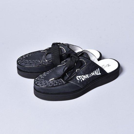メンズファッションKIDS LOVE GAITE / Cox Mules Shoes BK