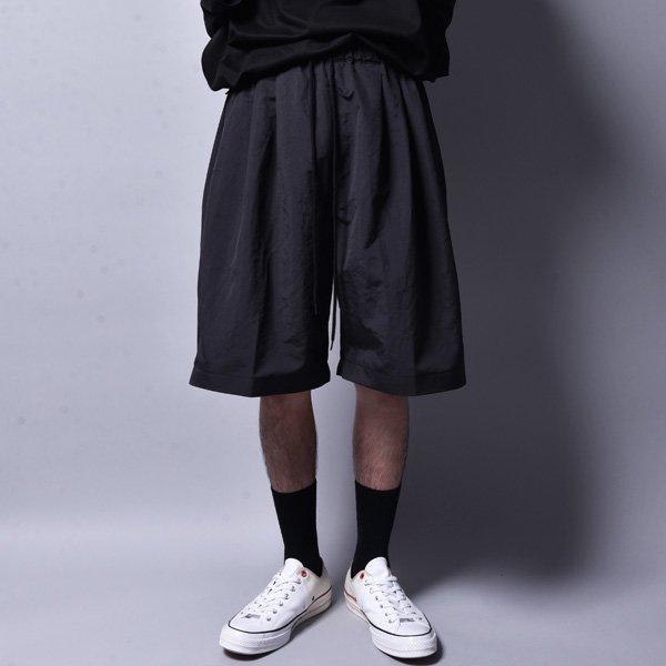rin / Amphibious Big Shorts Pants BK