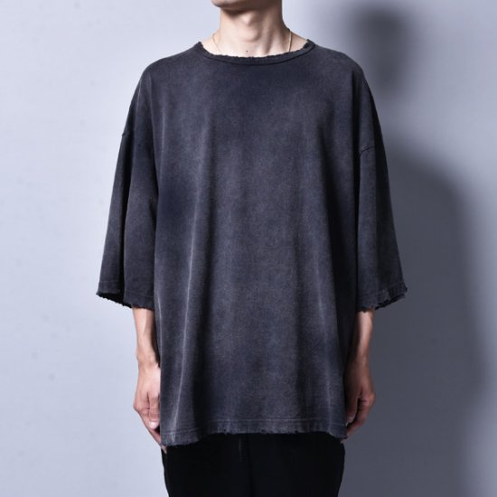 rin / Dust Big T-Shirt DUST BK