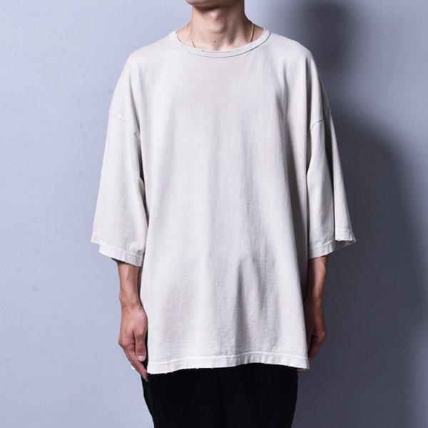 rin / Dust Big T-Shirt DUST GREY BEI