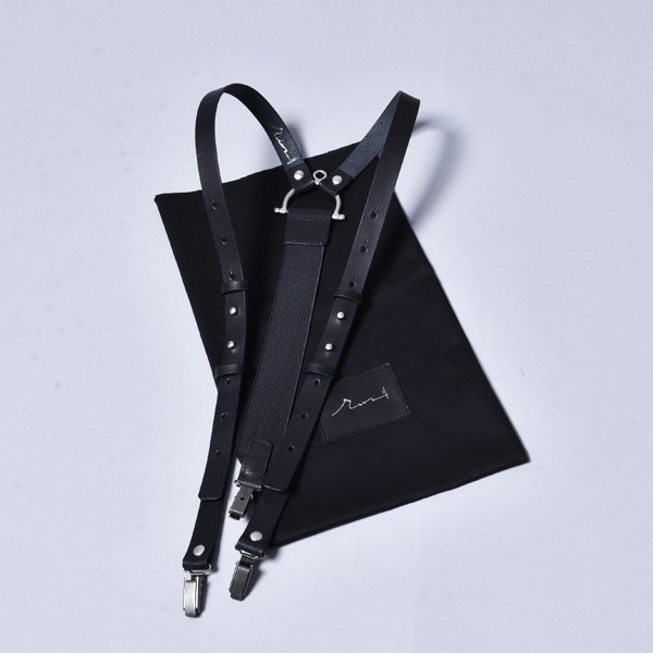 rin / All Leather Suspenders Restock