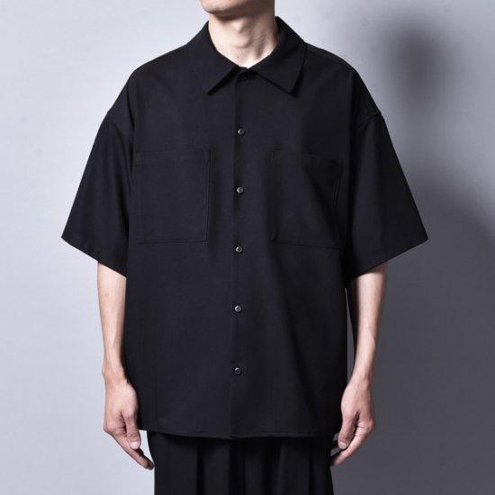 rin / Brick Work s/s Shirt BK