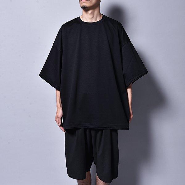 rin / Dolman Big T Shirt BK