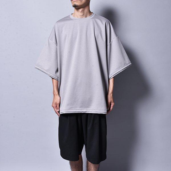 rin / Dolman Big T Shirt GREY