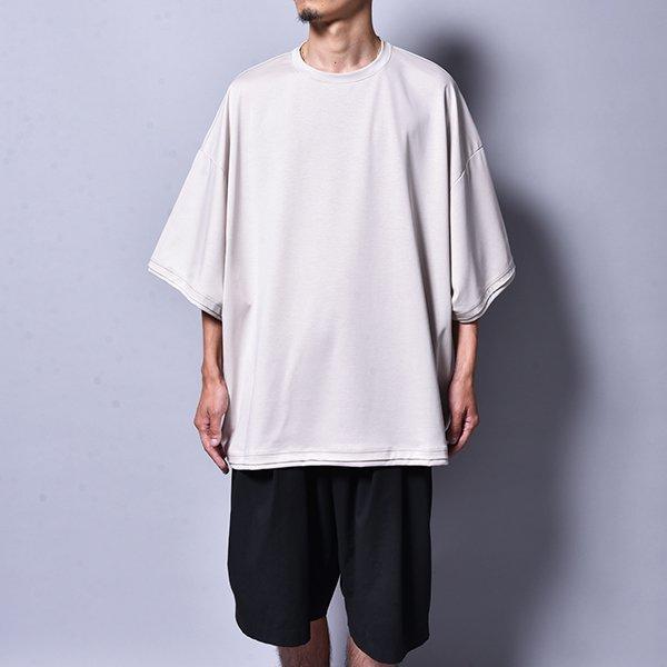 rin / Dolman Big T Shirt BEI
