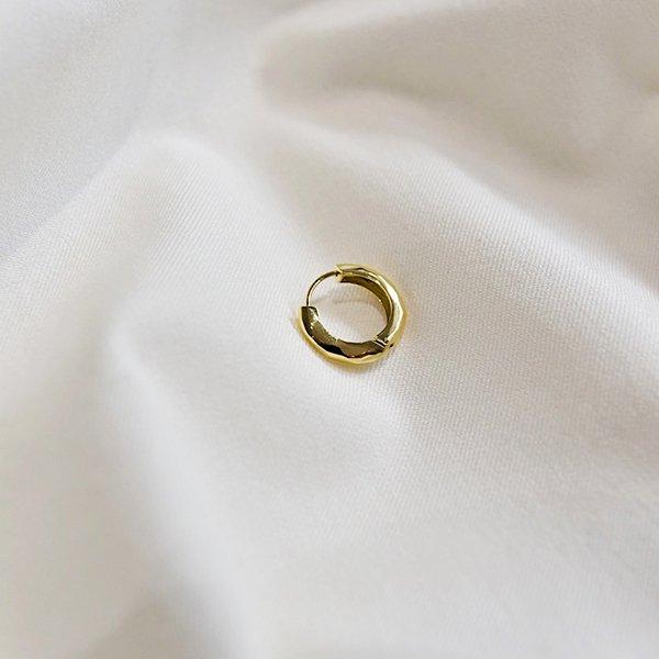 rin / K18 Gold Clean Pierce