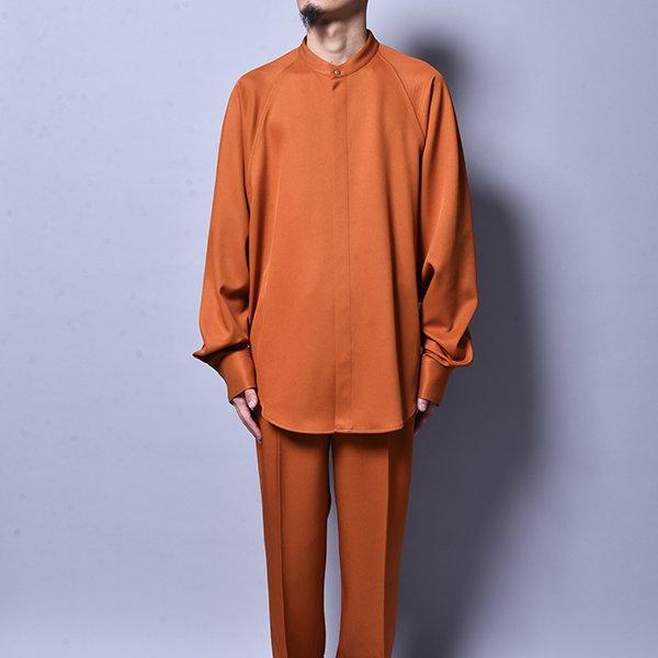 rin / Dolman Snap Shirt Light JKT ORG