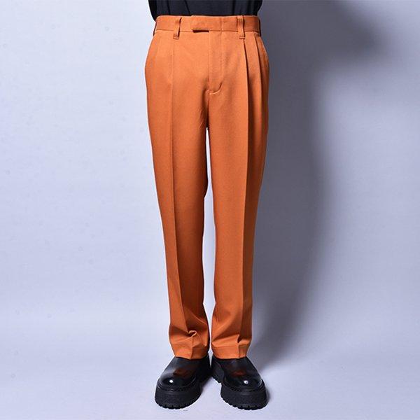 rin / Straight Slacks Pants ORG