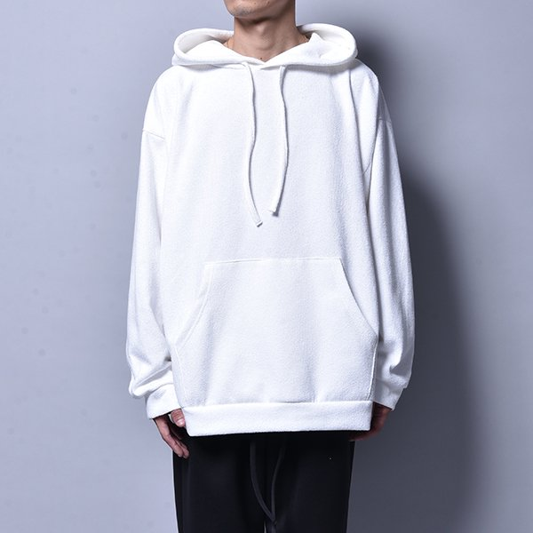 rin / Boucle Hoodie WH